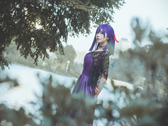 Fate Stay Night Matou Sakura Cosplay