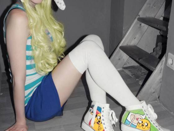 Fionna - Adventure Time