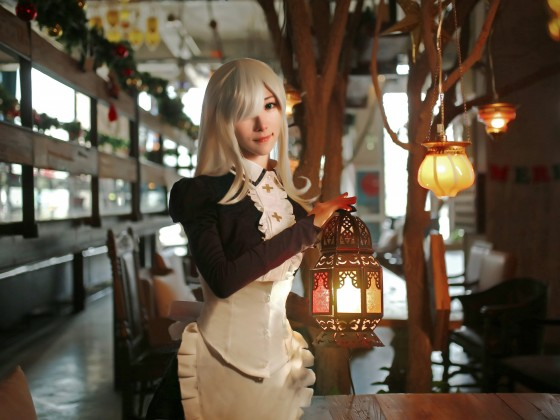The Seven Deadly Sins Nanatsu no Taizai Elizabeth Liones Cosplay