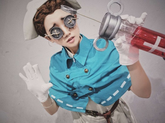 Game Fifth Personality Doctor Emily Nguyen Cosplay
